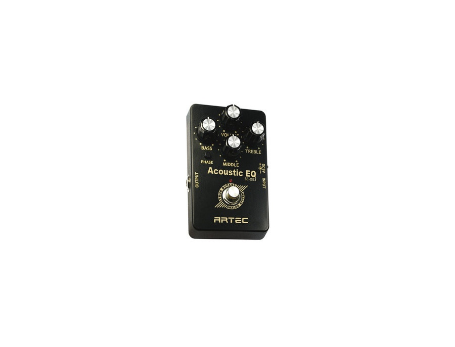 Artec Acoustic Guitar Preamp