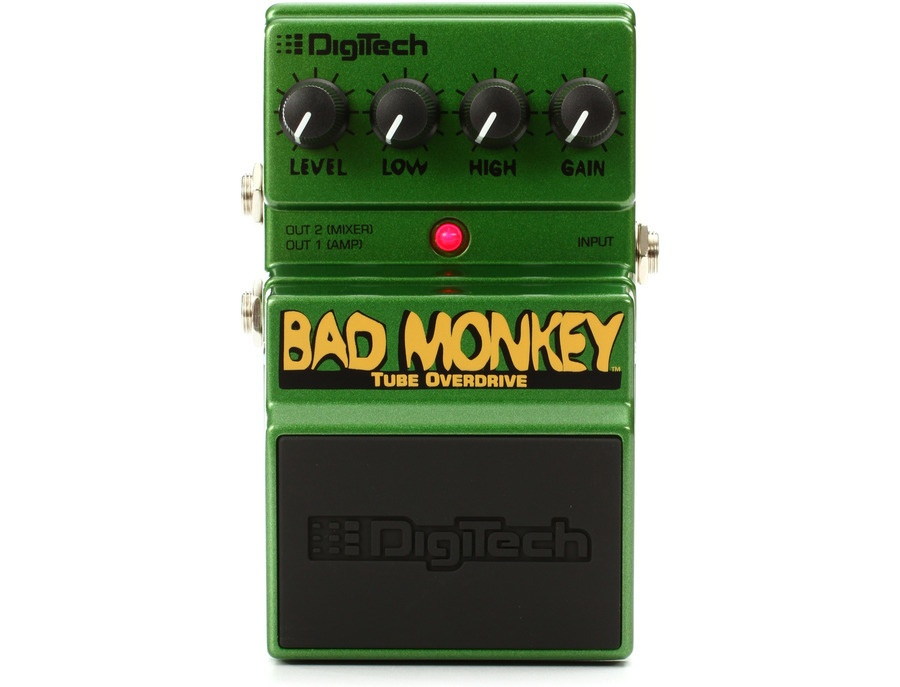 Digitech bad monkey tube overdrive xl