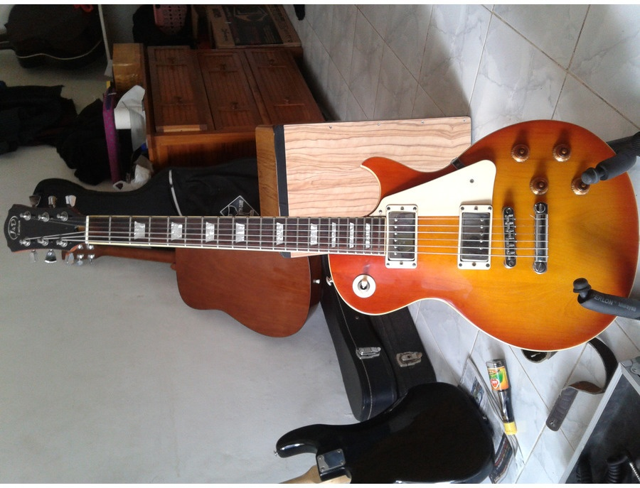 J&D luthier Les Paul Traditional