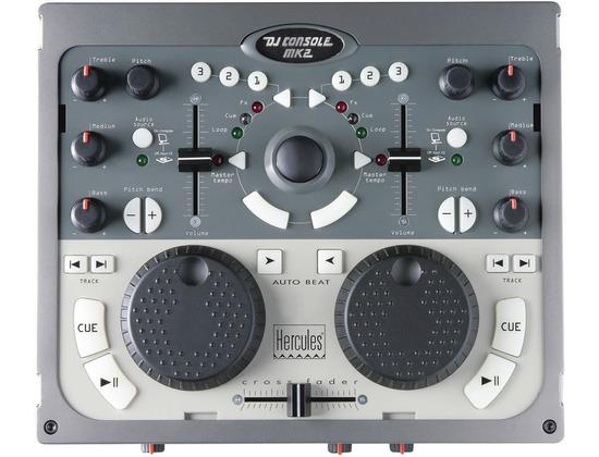 Hercules DJ Console MkII
