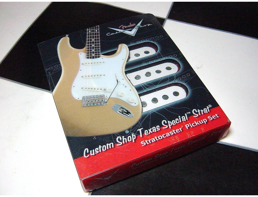 Fender fender USA Custom Shop Texas Special Stratocaster Pickups set