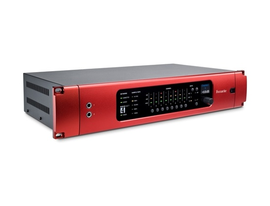 FocusRite RedNet 4 Preamp Interface