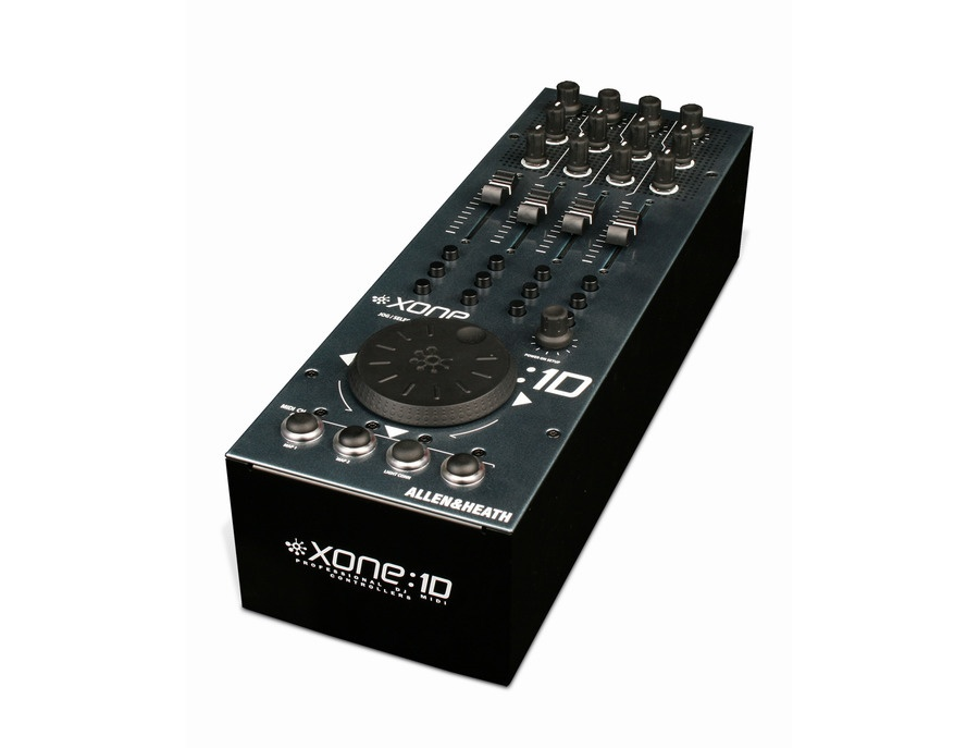Allen & Heath Xone:1D Professional DJ MIDI Controller