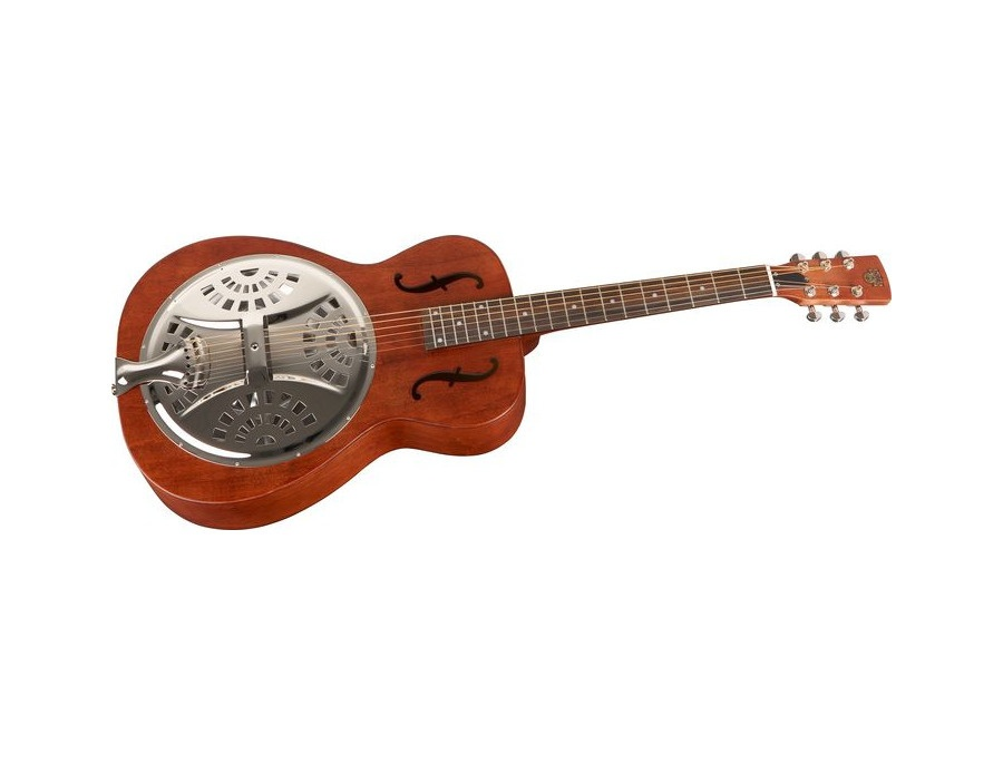 Dobro Hound Dog Roundneck