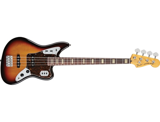 Fender Deluxe Jaguar Bass