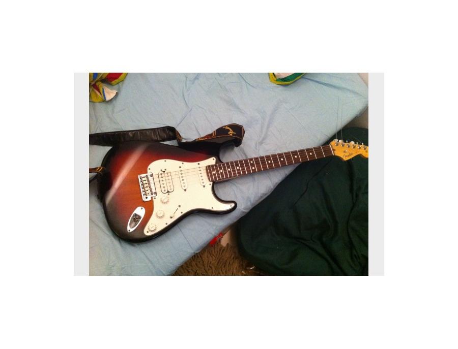 Fender American Standard Stratocaster HSS