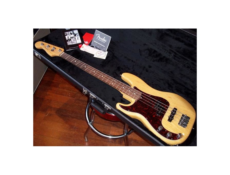 Fender Left Handed Usa Special P Precision Bass Reviews Amp Prices Equipboard 174