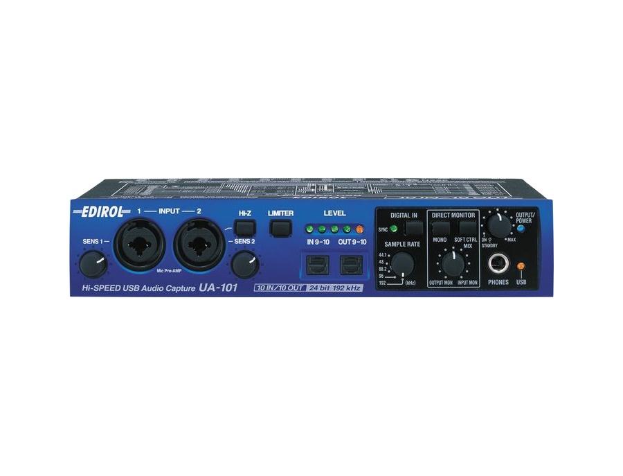 Edirol UA-101 USB 2.0 Computer Recording Interface