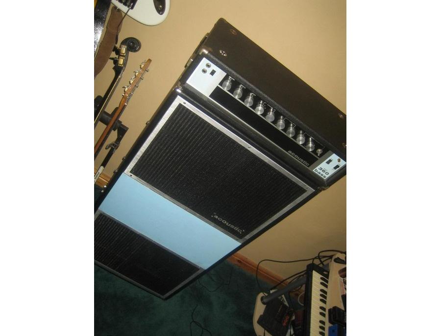 Acoustic 360 - 361PP Combo (Bass Amplifier)