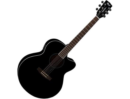 Cort CJ1F Black (renamed Gibson)