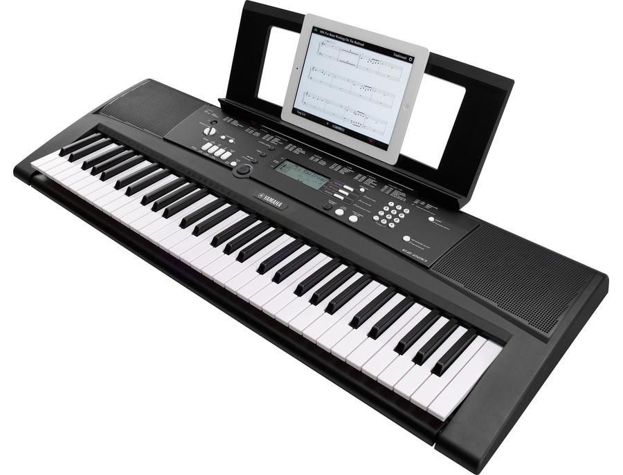 yamaha ez-220 digital keyboard