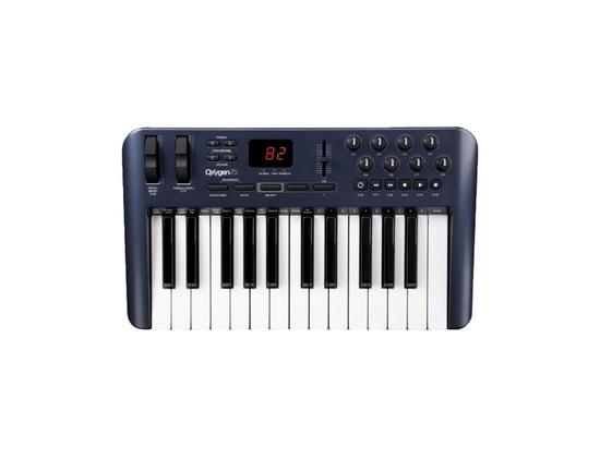 M-Audio Oxygen 25 25-Key USB MIDI Keyboard Controller