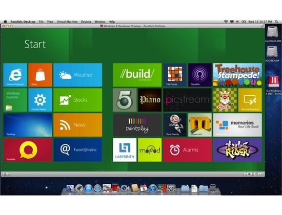 Parallels Desktop 9 for Mac