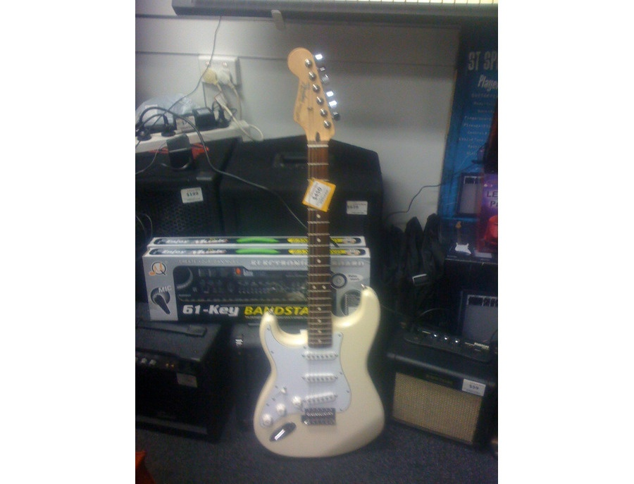Mexican Fender Stratocaster