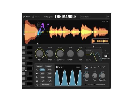 Sound Guru The Mangle