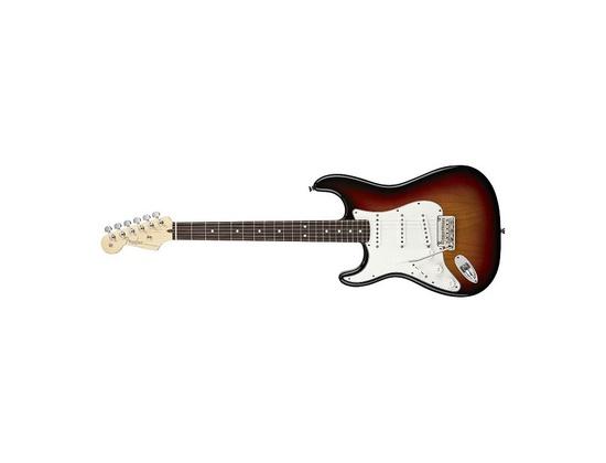 Fender USA Left Standard Stratocaster Sunburst