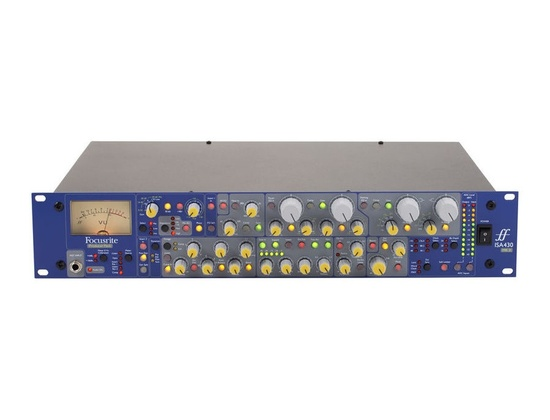 Focusrite ISA430 MKII Producer Pack