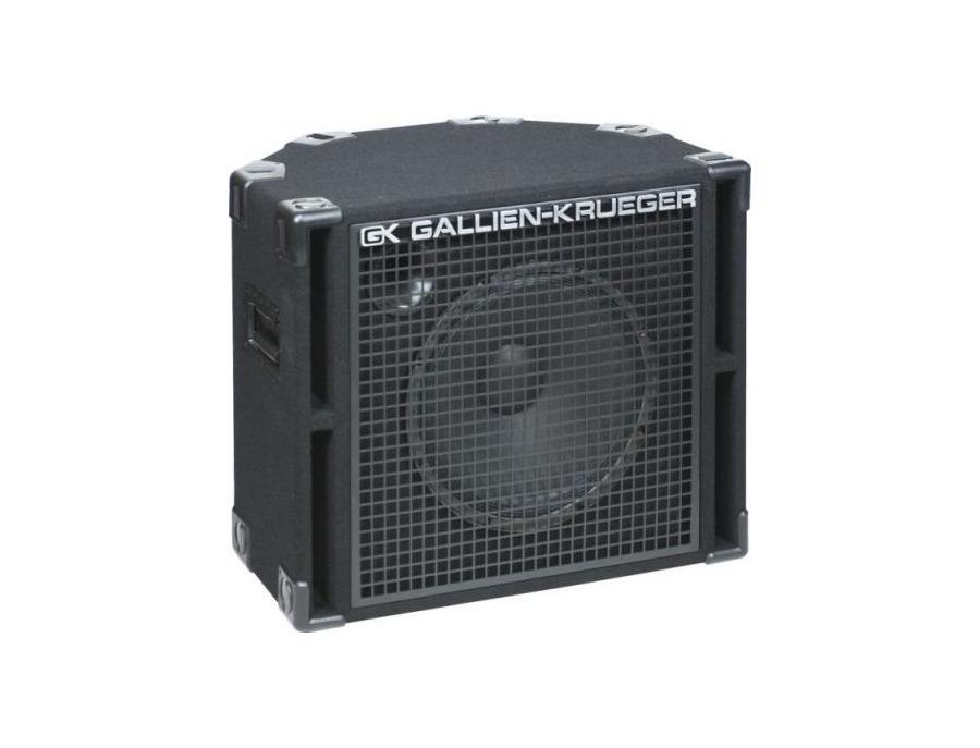 Gallien krueger 115rbh 1x15 bass cab xl