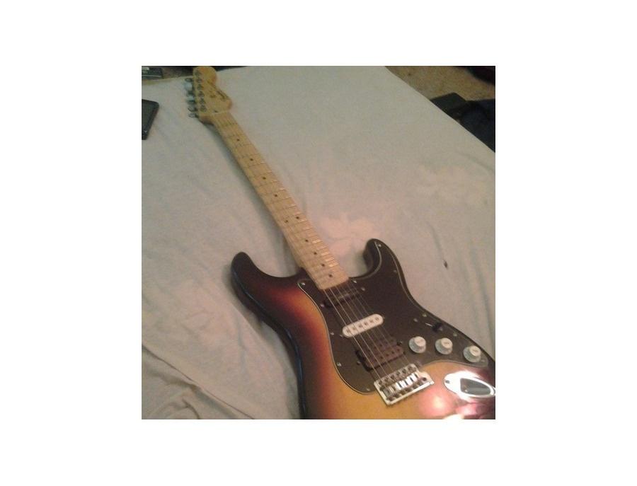 Fender Mexican Stratocaster Tobacco Sunburt 2006