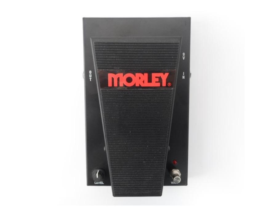 Morley Pro Series Wah Volume Pedal