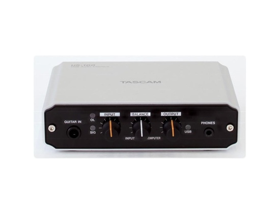 tascam us 100 Interface
