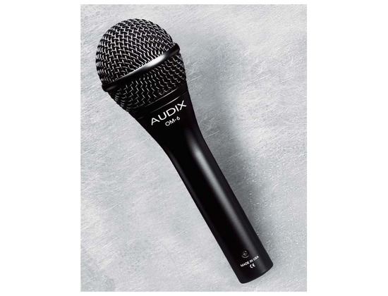 Audix OM6 Vocal Microphone