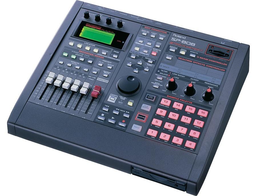 Roland SP-808 GrooveSampler
