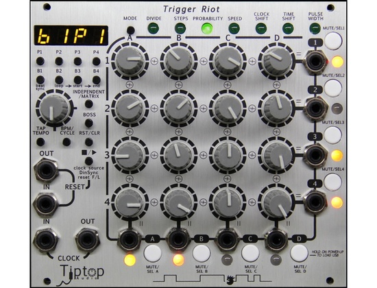Tiptop Audio Trigger Riot