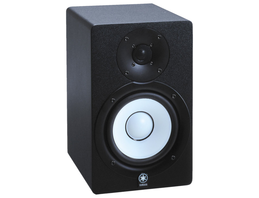 Yamaha hs50m 5 powered studio monitor reviews prices for Yamaha hs50m review