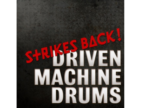 Driven Machine Drums Sound Library