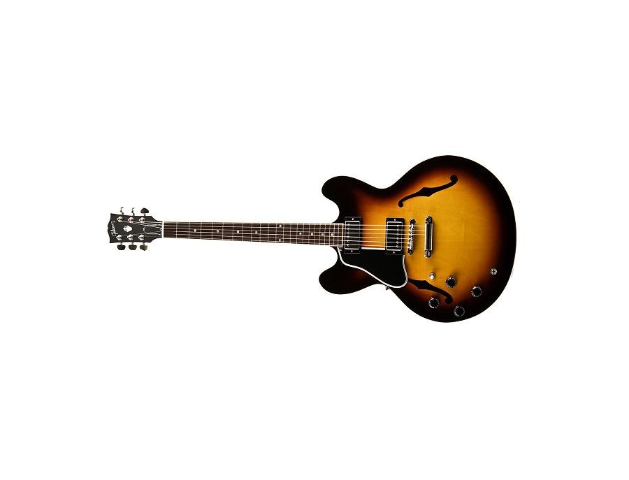 Gibson Lefthand ES-335 Sunburst