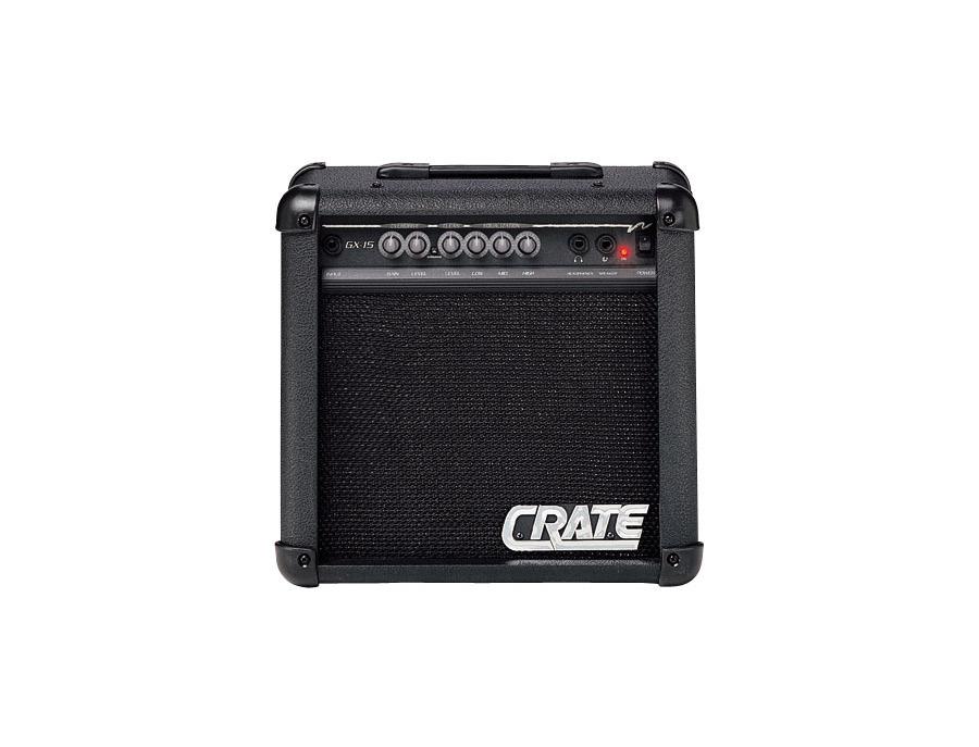 Crate Amp