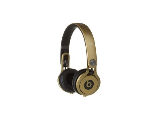 Beats by Dre MIXR On-Ear DJ Headphones (Gold) Limited Edition