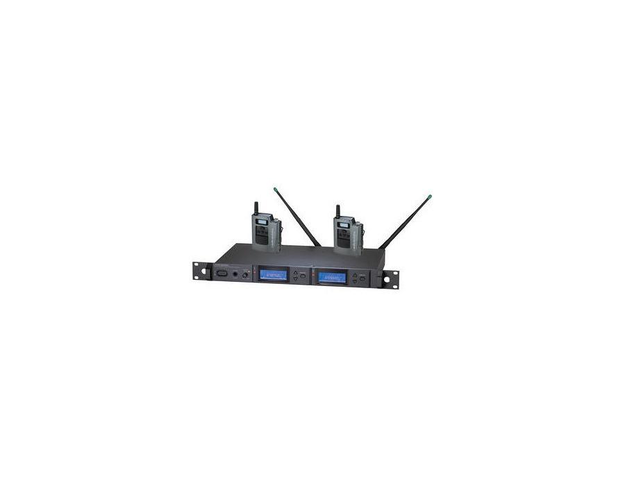 Audio technica aew 5111a wireless system xl