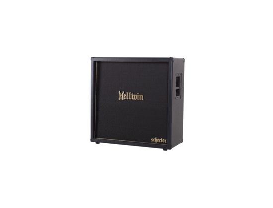 Schecter SYN412 Hellwin USA Guitar Speaker Cabinet