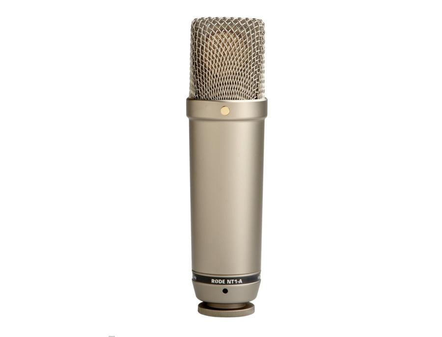 Rode nt1 a condenser microphone xl