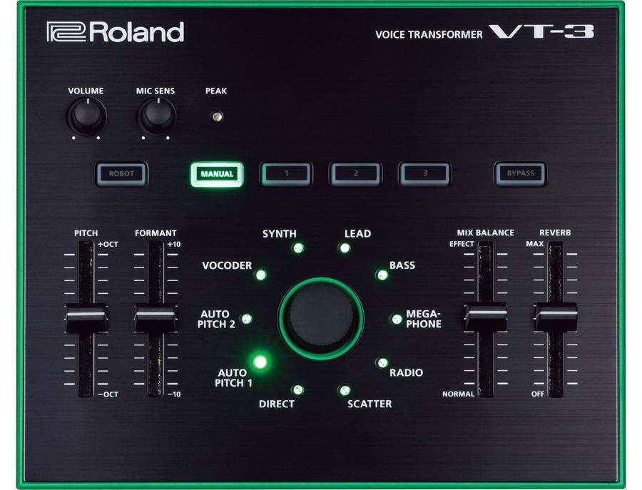 Roland aira vt 3 xl