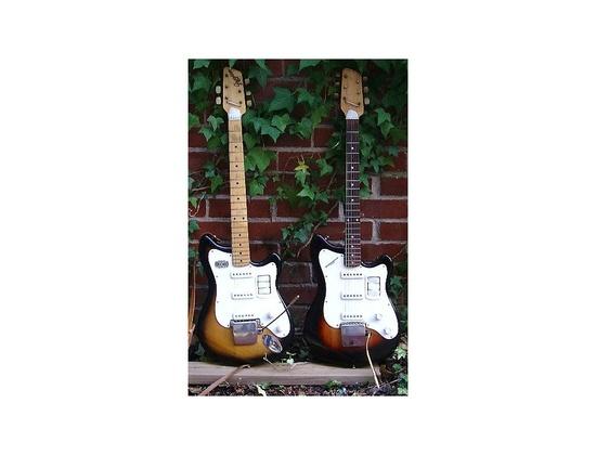 Futurama Guitar