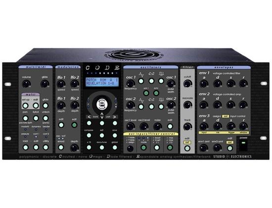 Studio Electronics Code 8