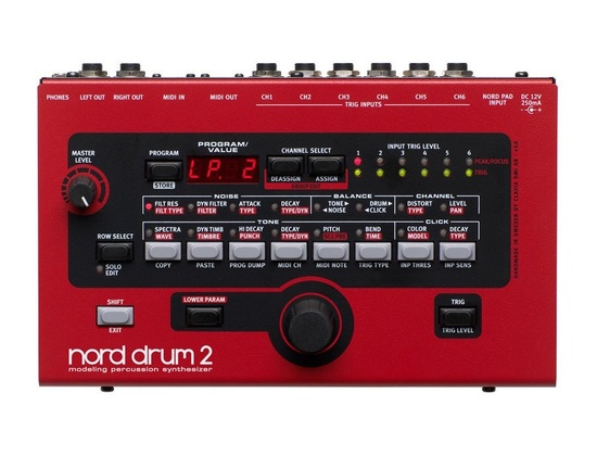 Nord Drum 2