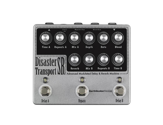EarthQuaker Devices Disaster Transport Sr.