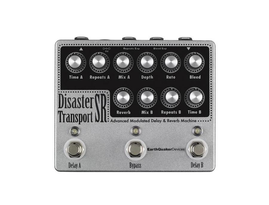 EarthQuaker Devices Disaster Transport Sr.