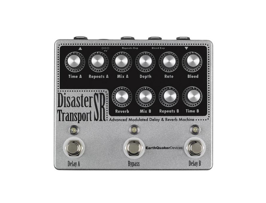 Earthquaker devices disaster transport sr xl