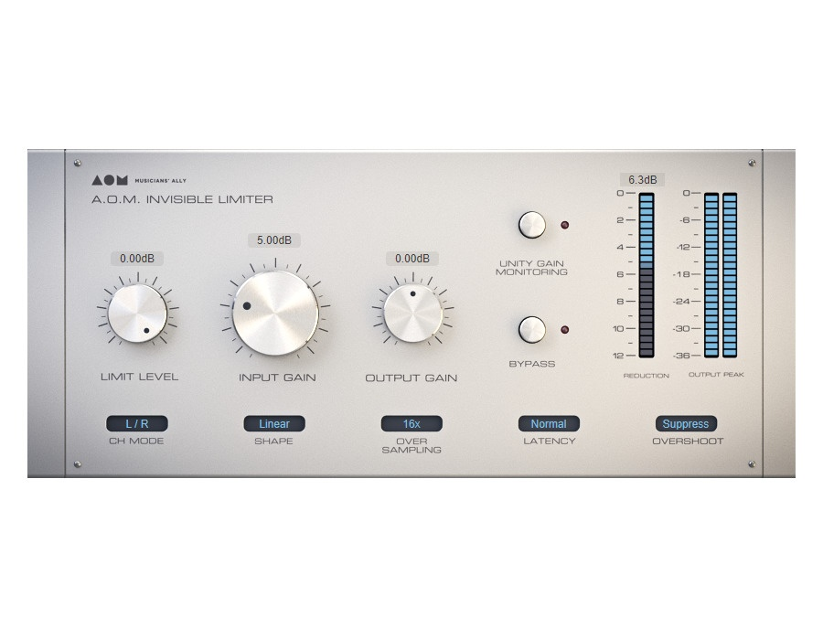 A o m invisible limiter xl