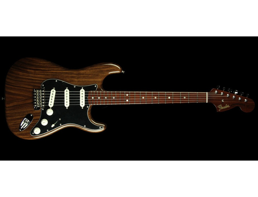 """Fender """"Rosie"""" All Rosewood Stratocaster"""