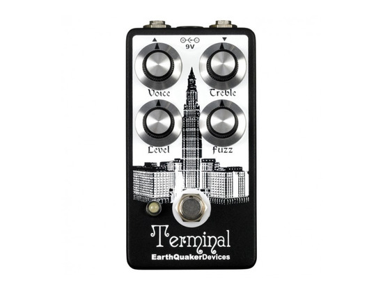 EarthQuaker Devices Terminal Fuzz
