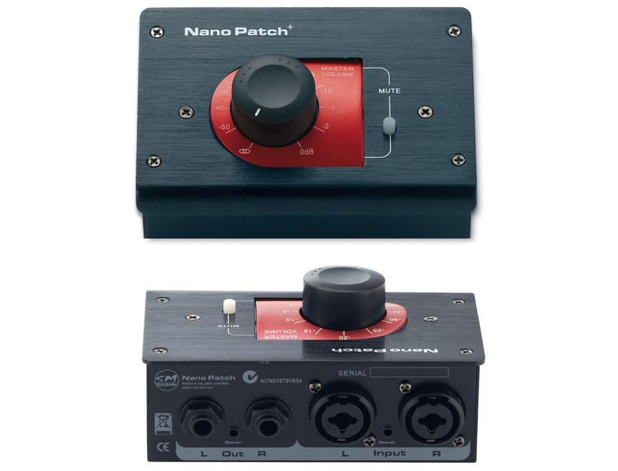 SM Pro Audio NANO PATCH PLUS