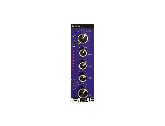 Purple Audio Action FET Compressor