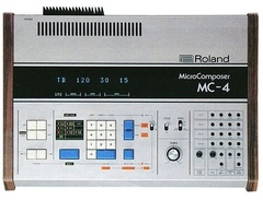 Roland mc 4 s