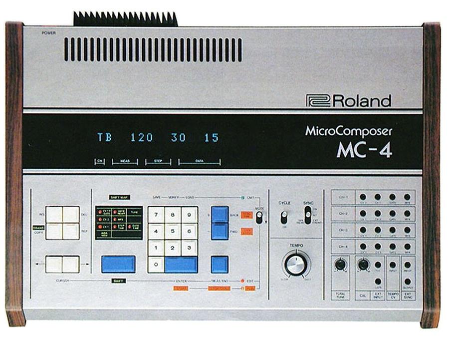 Roland mc 4 xl
